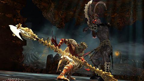 Wrażenia: Dante`s Inferno
