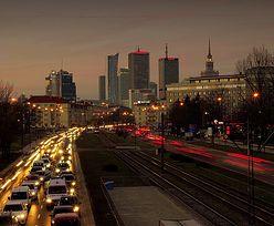Smog w Warszawie. Zła jakość powietrza