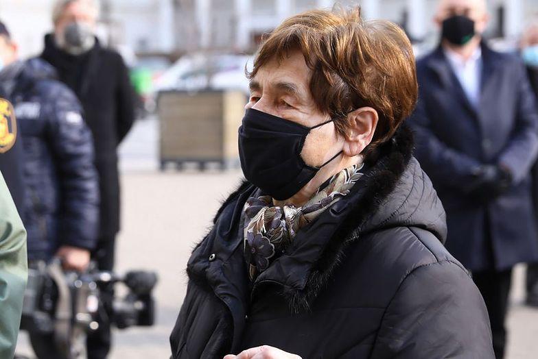 Romaszewska atakuje rodzinę Lityńskiego: Msza to nie prywatka