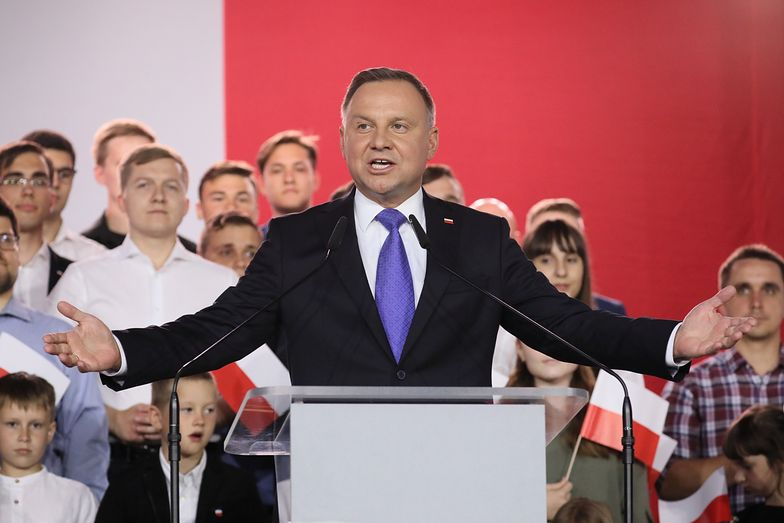 Wybory 2020. Jakie obietnice gospodarcze składa Andrzej Duda?