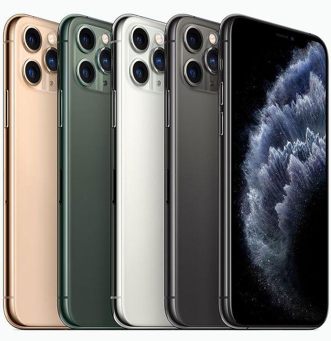 IPhone 11 Pro w pełnej krasie