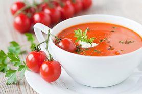 Zupa pomidorowa - wartości odżywcze, składniki, sposób przygotowania