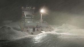 Katastrofy na morzu