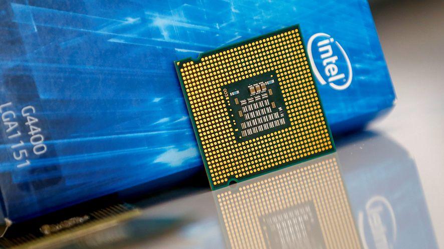 Intel zaktualizował sterowniki, fot. Getty Images