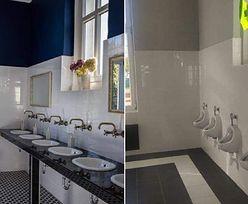 Toaleta dla dziewcząt. Zdjęcia ze szkoły na Śląsku budzą kontrowersje