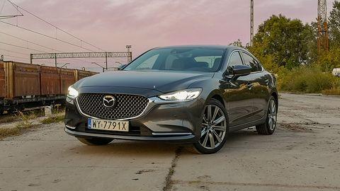 Mazda 6: Systemy bezpieczeństwa, kamera 360 stopni oraz zestaw audio BOSE