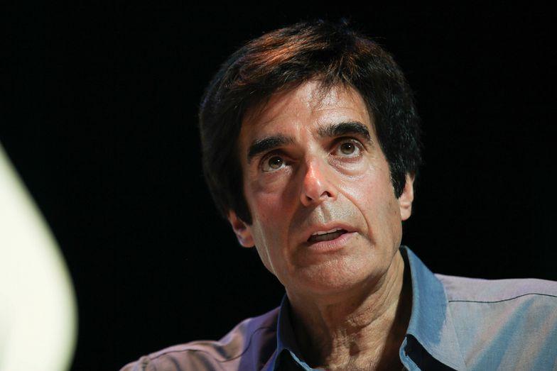 """Copperfield sprawił, że widz """"zniknął"""". Teraz ma sprawę w sądzie"""