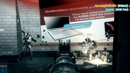Battlefield 3 - filmiki prosto z bety, pachnące jeszcze bagietką