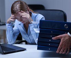 Twoja praca może cię powoli zabijać