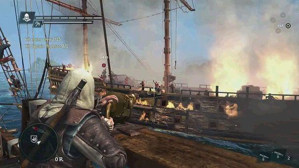 Jeszcze więcej rozgrywki z otwartego świata Assassin's Creed IV: Black Flag