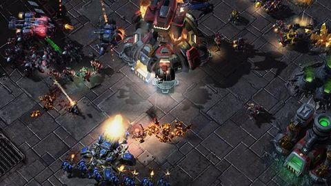 StarCraft 2 umiera?