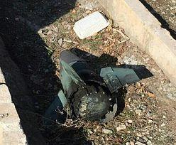 Iran. Katastrofa samolotu Boeing 737. Znaleziono przedmiot przypominający rakietę