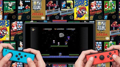Chmura dla zapisów z gier oraz 20 ośmiobitowych klasyków - za to zapłacicie Nintendo we wrześniu