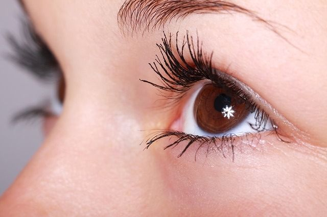 Podkreślenie oczu
