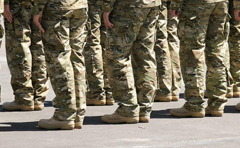Grupa żołnierzy i pracowników RON została złapana przez żandarmów