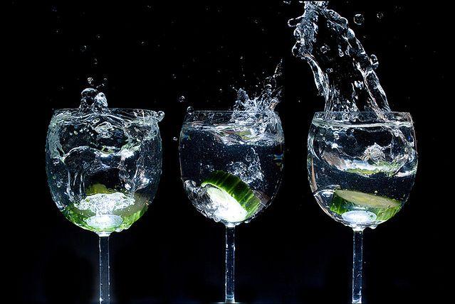 Uzupełnianie niedoborów wody