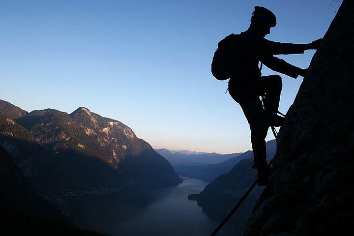 Wspinaczka skałkowa - odpowiedni teren