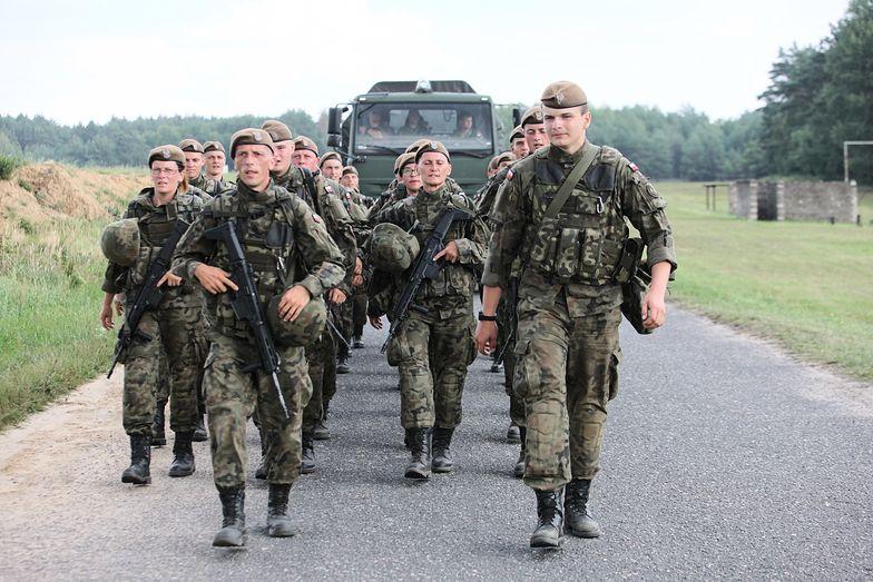 Wojska Obrony Terytorialnej ogłosiły nabór
