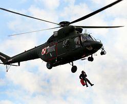 Polski śmigłowiec rozbił się we Włoszech. 6 osób na pokładzie