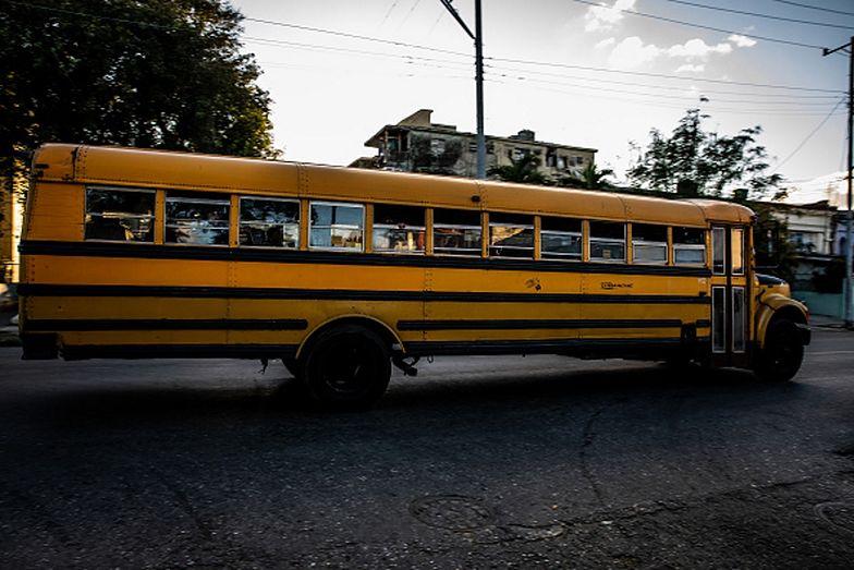USA. Nastolatka została zgwałcona w autobusie szkolnym