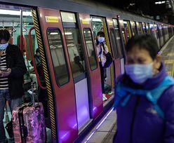 Koronawirus z Chin. Pierwszy przypadek śmiertelny w Hongkongu