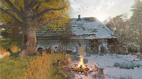 The End of the Sun - gra przygodowa w świecie Słowian