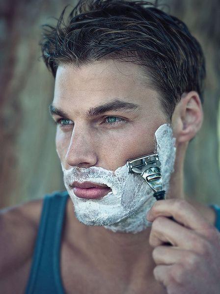 Zmiękczanie przed goleniem