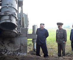 Korea Północna. Kim Dzong Un zajrzał do wyrzutni. Potem ujawnił zamiary