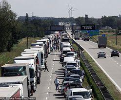 Bolesławiec. Tragiczny wypadek busa na autostradzie A4. 5 zabitych i ranni