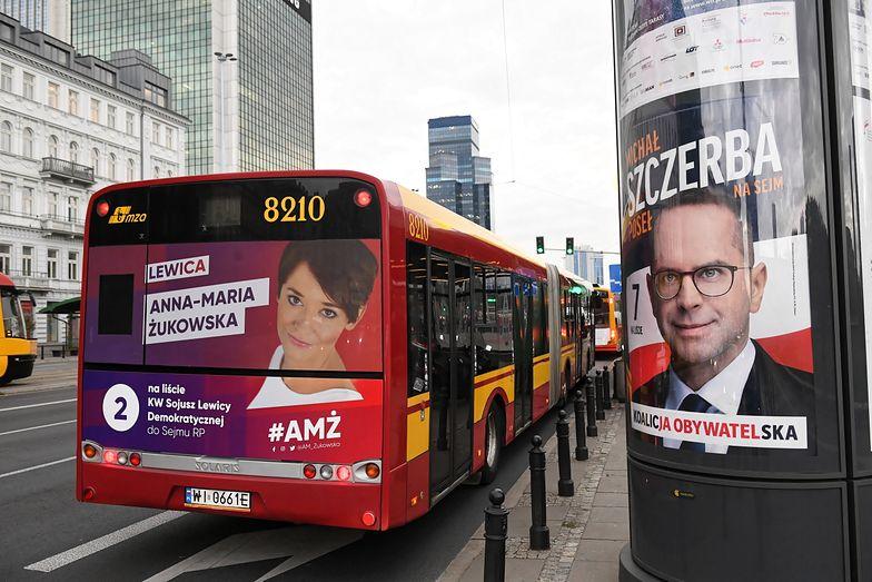 Plakaty muszą zniknąć po 30 dniach od końca kampanii.