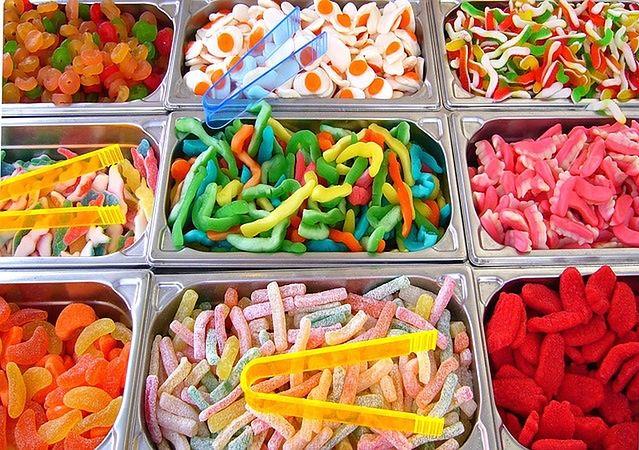 Unikanie słodyczy
