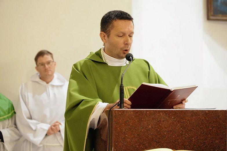 Ks. Daniel Wachowiak sprzeciwił się pochówkowi w katedrze abpa Paetza.