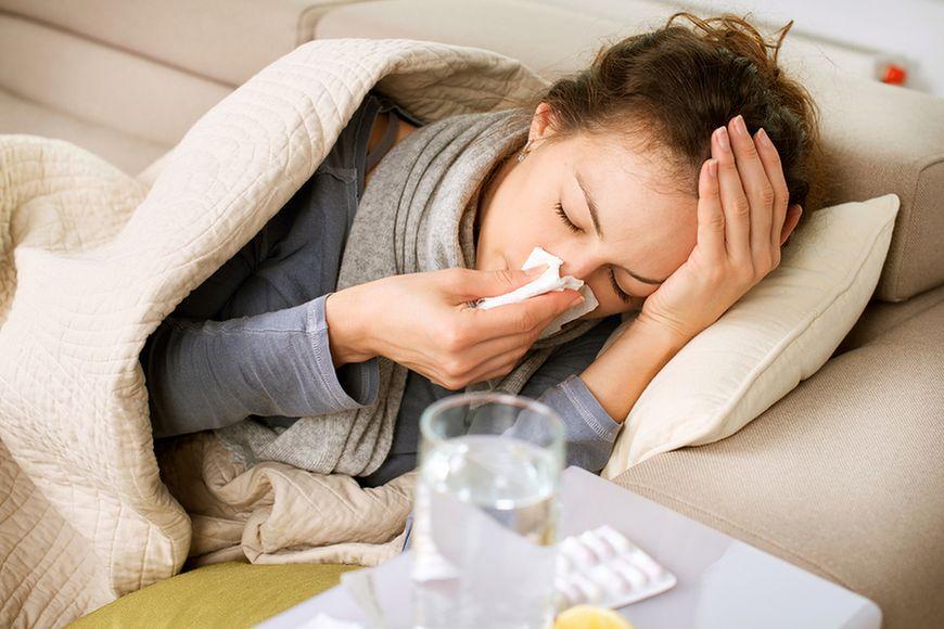 Atak alergii