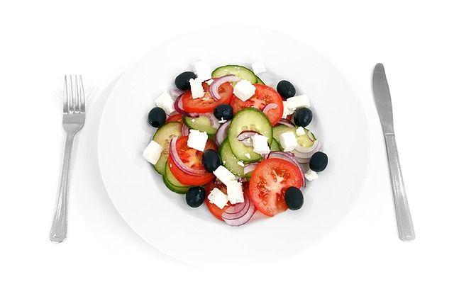 Porcje posiłków
