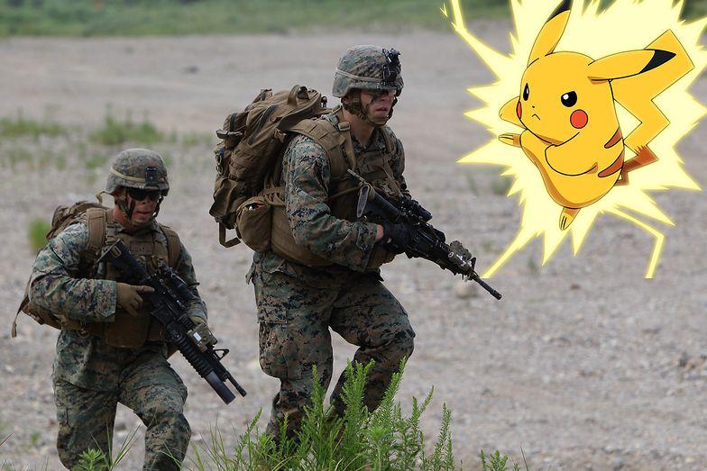 Szukali Pokemonów. Znaleźli podejrzanego