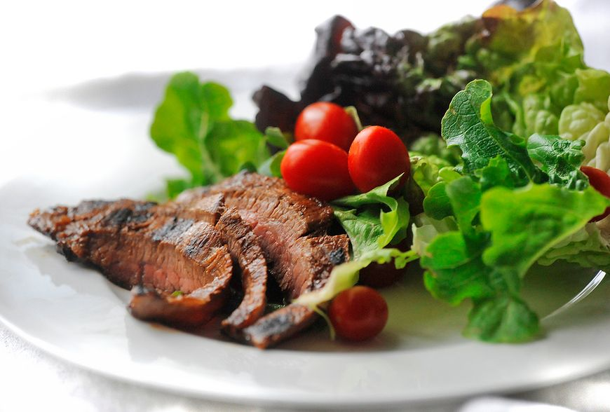 Sylwetka na wakacjach - zdrowe posiłki