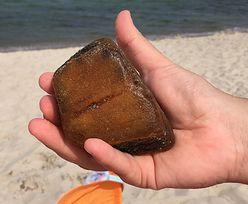 Pomorskie. Jastarnia: turysta znalazł skarb w Bałtyku. Droższy niż wczasy