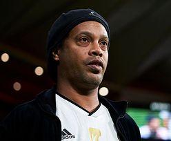 Królewskie warunki dla Ronaldinho w areszcie