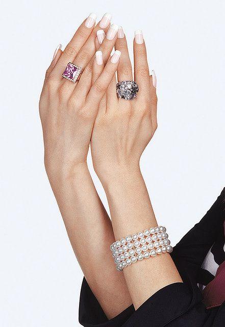 Staranne malowanie paznokci - kształt paznokci