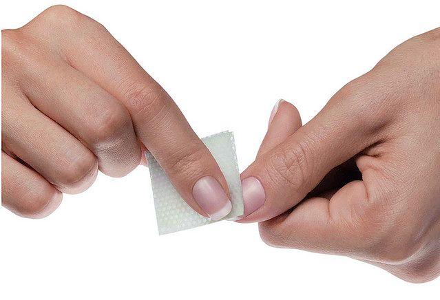 Pielęgnacja paznokci - zmywacz