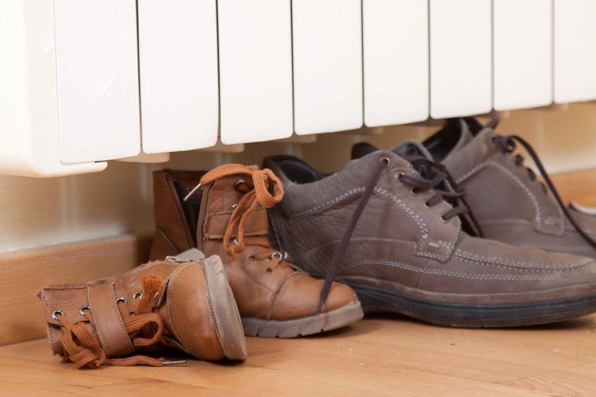 Suche obuwie