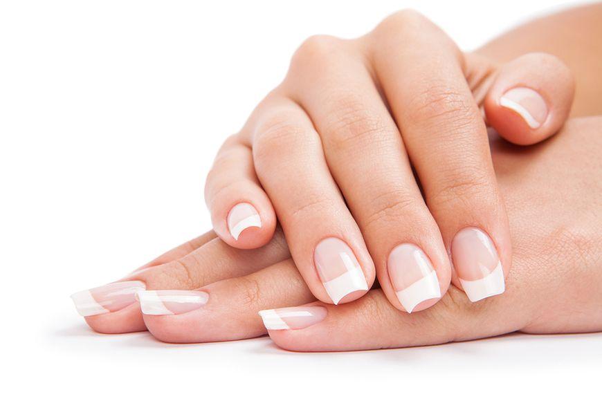 Stymulacja wzrostu paznokci