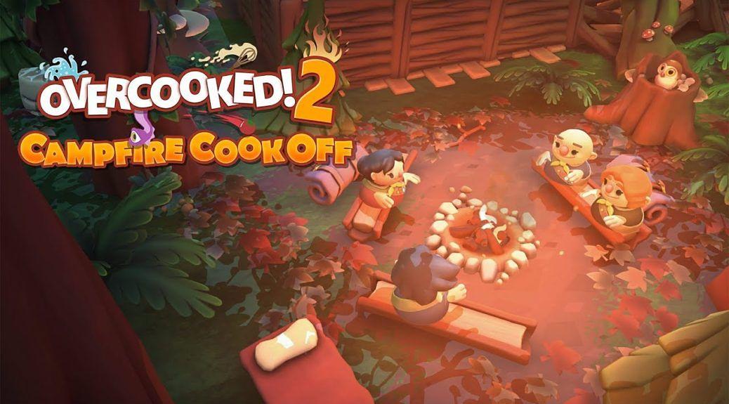 Gotuj z Overcooked 2 jeszcze trzy razy w 2019 roku - czas na kolejne DLC