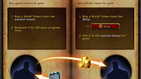 Bogacze w World of Warcraft będą mogli przedłużać abonament za złoto z gry