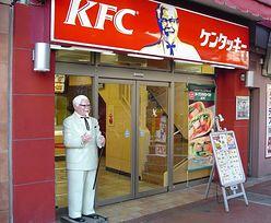 Japończycy są niemożliwi. W KFC mają kurczaka, który nie pachnie