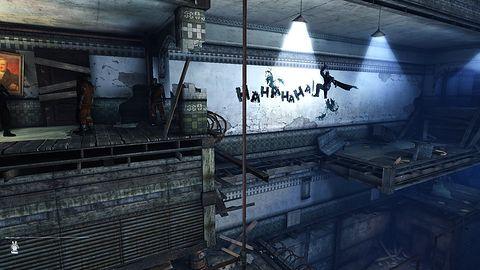 Wygląda na to, że Batman: Arkham Origins Blackgate pojawi się na Steamie