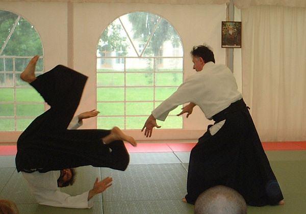 Pokaz aikido
