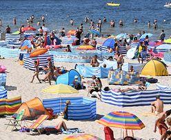 Bałtyk gorący jak nigdy. Temperatury jak w Morzu Śródziemnym