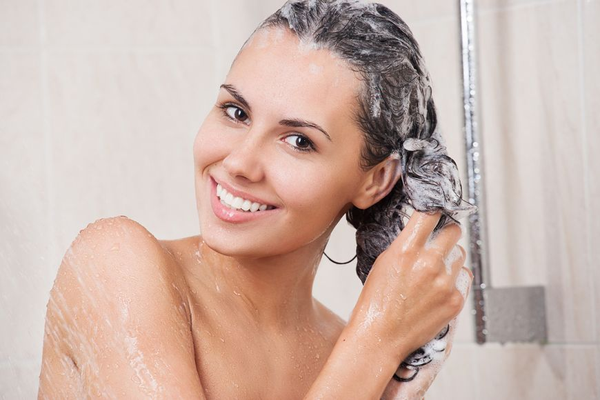 Nie zaczynasz od mycia włosów