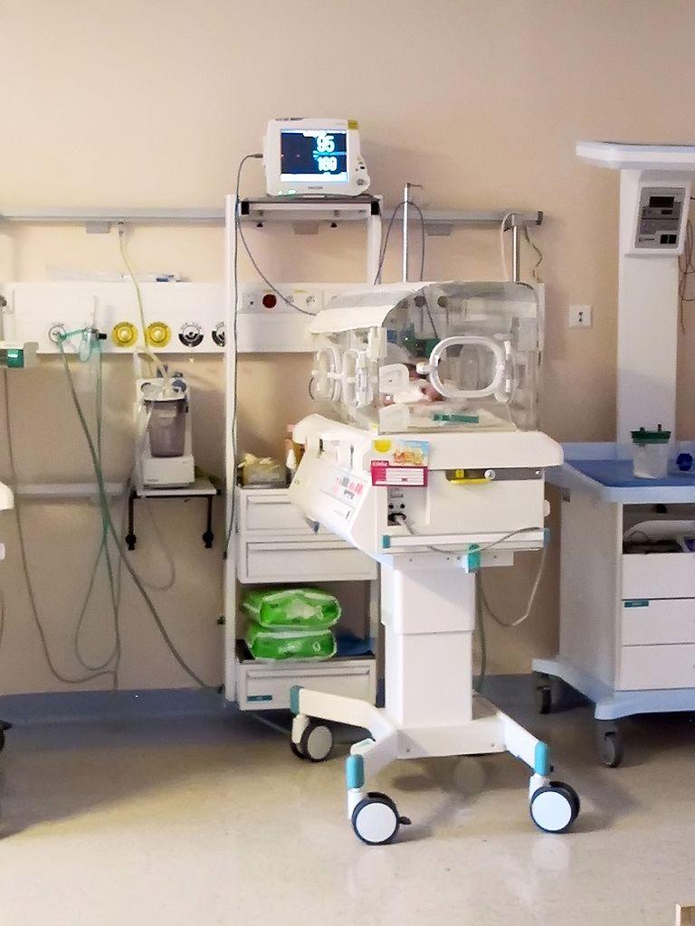 Miejsce monitorowania noworodka